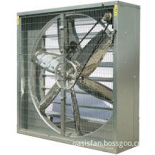 Butterfly Window Greenhouse Cooling System/ Exhaust Fan