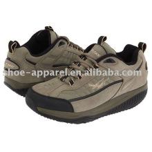 Человек комфортного отдыха фитнес-обувь