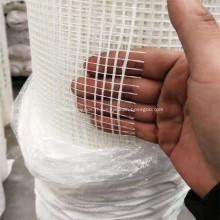 Maille de fibre de verre pour isolation de mur intérieur résistant aux alcalis