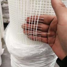 Malha resistente da fibra de vidro da isolação da parede interior do alcalóide