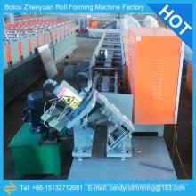 C forma de viga de acero rollo de la máquina de formación, c purlin rollo que forma la máquina, luz de acero marco máquina