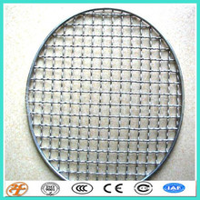 decorative 304 Stainless Steel crimped weave wire mesh