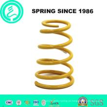 Primavera de rolamento de compressão de aço inoxidável de alta qualidade