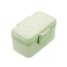 Eco Friendly Bamboo Fiber Food Storage Box