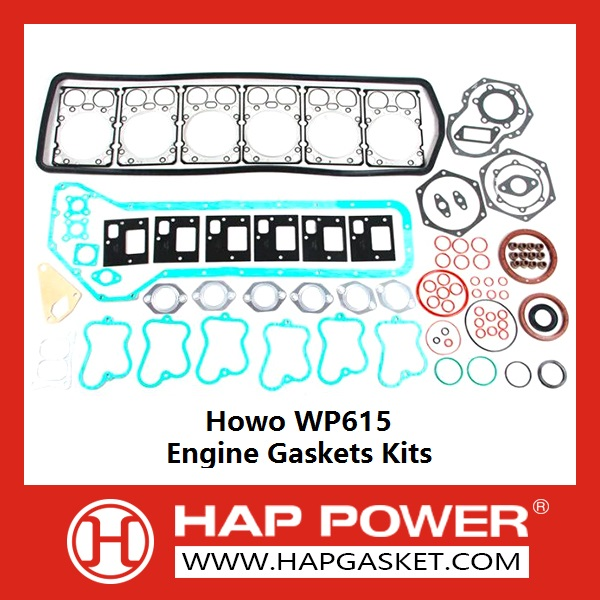 HAP-HD-S-008 Steyr Howo WP615 Engine Gaskets Kits
