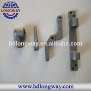 carbon steel precision parts for small farm hay equipment