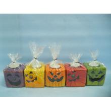 Хэллоуин формы свечи керамических ремесел (LOE2372E-7z)