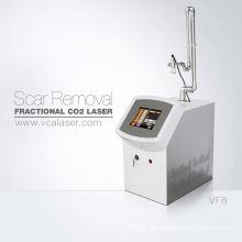 spa beauty portable CO2 fraktionierte Maschine Bruch CO2 Laser