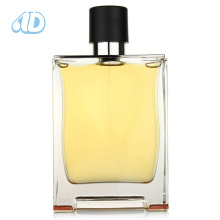 Ad-P307 Glass Square Perfume Bottle 100ml 50ml 25ml
