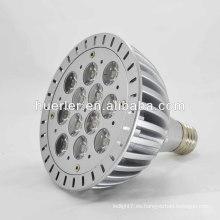 El surtidor de China llevó las luces del punto del techo suspendido CE / RoHs Ra> 80 Lumen alto 12w / 13w / 14w luz del punto LED PAR38