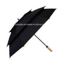 3 Schichten Turmform gerader Regenschirm (YSC0015)