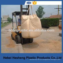 Tamanho dos clientes e peso de carga Sacos de 60 toneladas para cimento arenoso