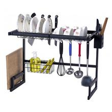 dish drainer and tray set
