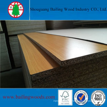 12mm High Quality Melamine Faced Particle Board/Chipboard