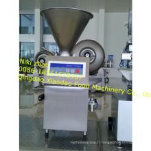 Garniture de saucisse / Machine de remplissage pneumatique / Saugage Stuffer