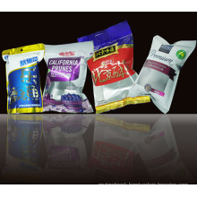 Plastic De-Metallised Snacks Food Packaging Pouch