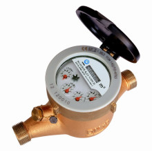 Multi Jet Vane Rad Eisen Wasser Meter (MJ-LFC-F10-3)