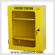 Safety Lockout Station Cabinet