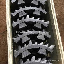Verschleißwiderstand Teile Roller Brecher Teile