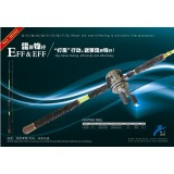 Fishing Tackle Eff-Effect Carbon Big Game Fishing Rod & Casting