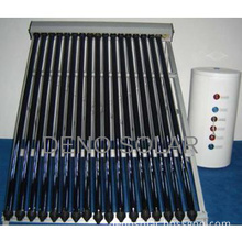 Split Heat Pipe  Solar Boiler