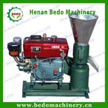Le haut rendement élevé a loué le moulin de granule de bois diesel / le granule en bois faisant la machine 0086133 4386 9946