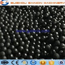 grinding media chrome balls, dia.25mm to 125mm alloy cast chromium steel balls