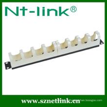 Пластиковый проводник на 19 дюймов для патч-панели RJ11