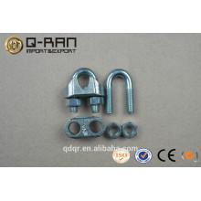 US Type malléable câble Clip--Qingdao gréement