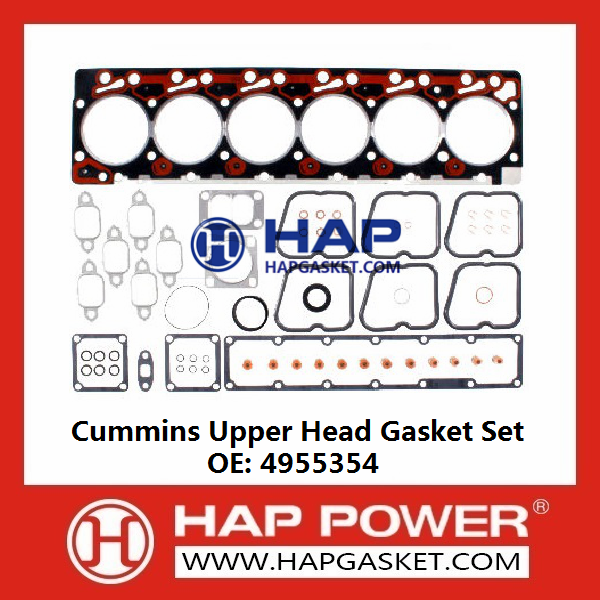 CUMMINS Upper Head Gasket Set 4955354