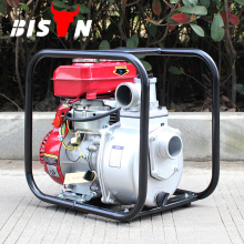 BISON CHINA TaiZhou 60M3/h Gasoline Small 3inch Handheld Honda Kerosene Water Pump