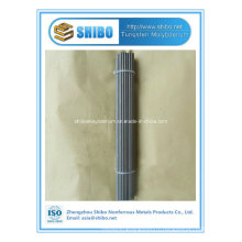 Tige pure de molybdène de vente directe d'usine avec la grande pureté 99.95%