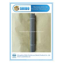 Venda direta de fábrica Pure Molibdênio Rod com alta pureza 99,95%