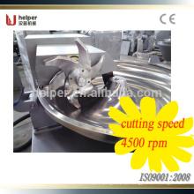 Maquinaria auxiliar máquina de moedura vegetal cortador de tigelas Chopper