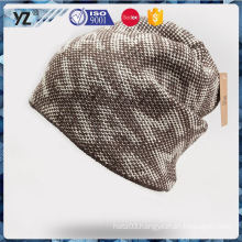 Best selling good quality screen printed knit hats China wholesale