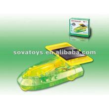 Novo design brinquedo de energia solar