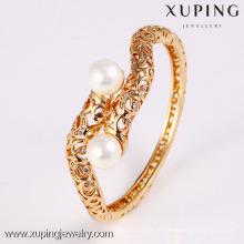 50826 Xuping jóias Moda Mulher pulseira de design especial com Banhado A Ouro 18K