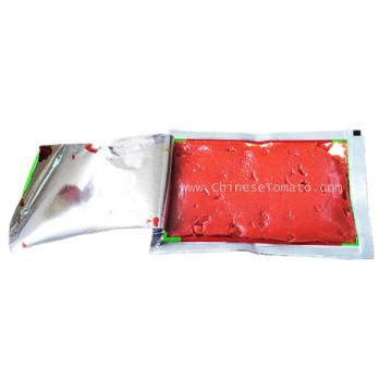 Hohe Qualität Sachet Tomatenpaste von 70g niedrigen Preis