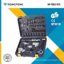 Ronngpeng RP7871b Kits d'outils pneumatiques