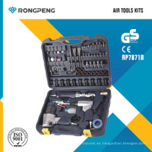 Kits de Herramientas de Aire Ronngpeng RP7871b