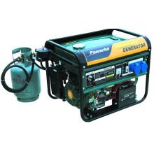 5 kVA LPG Generator / 5 Kw Liquefied Petroleum Gas Generator (TG5000-LPG)