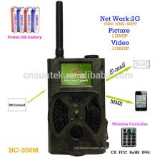 12mp 1080P SMS Comando MMS GPRS Wildkamera 940NM HC300M