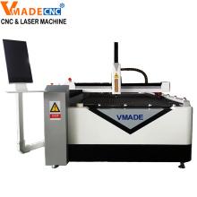 Máquina de corte a laser de fibra de alta precisão