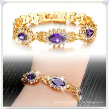 Moda accesorios de moda de joyería de cobre pulsera (AB261)
