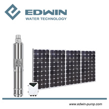 Solar Submersible Pump Electric Pump for House Water Pump