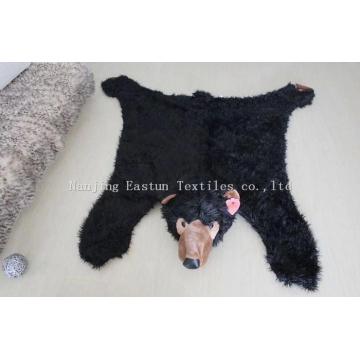 Animal Shape Faux Fur Rugs Esfr-22j