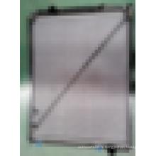 Radiateur en aluminium chromatique le plus vendu pour mercedes benzs camions lourds 9425001103