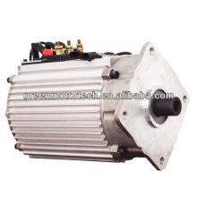 favorable al medio ambiente 105A motor eléctrico de CA para el coche eléctrico de baja velocidad