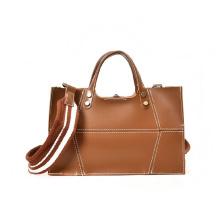 Senhoras Top Handle Messenger Bags Elegante Tote Satchel
