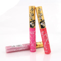 Golden UV moda New Seasons Lip Gloss com uma capa dourada